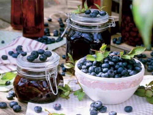 Варенье из черники — 8 простых рецептов на зиму