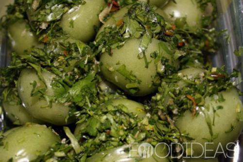 Помидоры зеленые по-армянски не на зиму. Зеленые помидоры по-армянски на зиму: самый вкусный рецепт