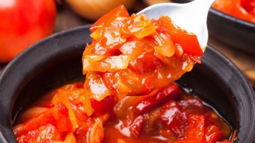 Перец в томате без уксуса. Как приготовить лечо без уксуса на зиму