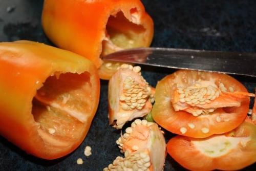 Рецепт лечо из болгарского перца в томатном соке на зиму. Самый простой рецепт