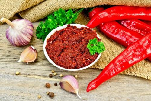 Рецепт аджики абхазской острой. Аджика абхазская классическая — 7 традиционных рецептов аджики по-абхазски без варки
