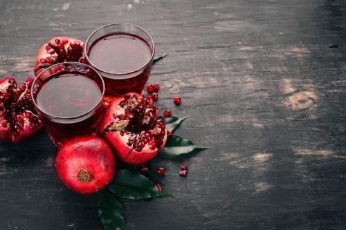 Гранат калорийность. Калорийность и пищевая ценность граната
