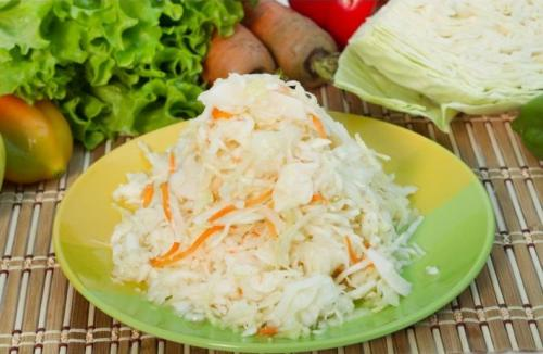 Квашеная капуста за сутки без уксуса. Квашеная капуста быстрого приготовления — 8 рецептов вкусной квашеной капусты