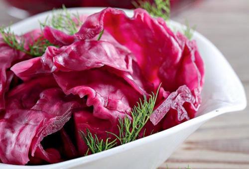 Маринованная красная капуста по-грузински. Капуста по-грузински со свеклой – очень вкусные рецепты маринованной капусты