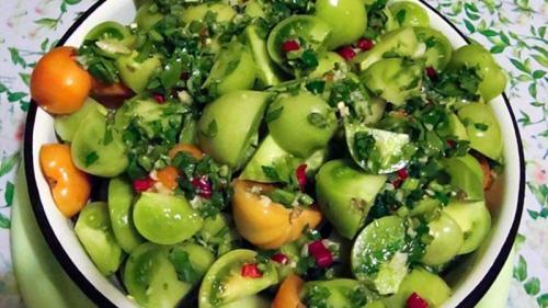 Маринованные зеленые помидоры кушать сразу. Топ-15 лучших рецептов маринования зеленых помидоров быстрого приготовления: готовим вкусные томаты без хлопот