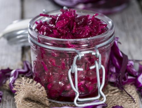 Красная капуста маринованная рецепты. Красная капуста, маринованная на зиму – рецепты